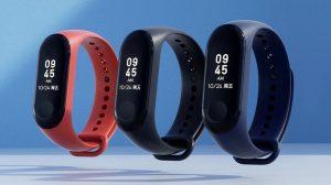 Xiaomi lanza Mi Band 3 en India el 27 de septiembre
