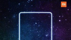 El teléfono inteligente sin bisel Xiaomi Mi MIX 2 se lanzará el 11 de septiembre