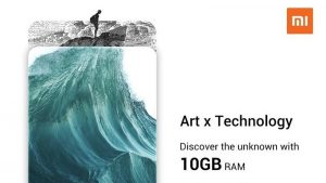 Es oficial: Xiaomi Mi MIX 3 vendrá con la friolera de 10 GB de RAM y soporte 5G