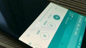 Imágenes en vivo de la superficie Xiaomi Mi Note 2 en línea