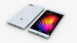 Especificaciones de la superficie Xiaomi Mi Note 2 en línea