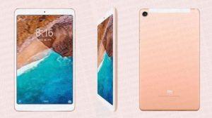 El precio y la imagen de Xiaomi Mi Pad 4 se filtran en línea antes del lanzamiento del 25 de junio