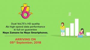 Xiaomi confirma Dual VoLTE en los teléfonos inteligentes de la serie Redmi 6 que se lanzarán en India el 5 de septiembre [Updated]