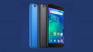 El teléfono inteligente Xiaomi Redmi Go Android Go se lanzará pronto, las especificaciones completas se filtran en línea