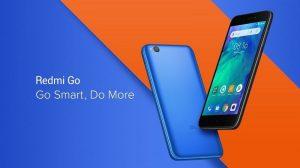 Xiaomi lanza Redmi Go, su primer teléfono inteligente Android Go: aquí están las especificaciones, precios y detalles de disponibilidad