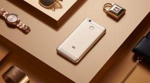 Xiaomi Redmi 4X anunciado con Snapdragon 435 SoC, pantalla HD de 5 pulgadas y batería de 4100 mAh