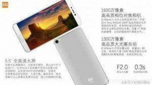Especificaciones de Redmi Note 5 y fuga de precios en diapositivas de imágenes, Snapdragon 660/630 y cámara trasera de 16 MP a cuestas
