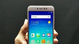Práctica Xiaomi Redmi Y1 [Images]
