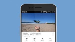 La aplicación YouTube para Android pronto podría mostrarle la cantidad de personas que ven un video en tiempo real